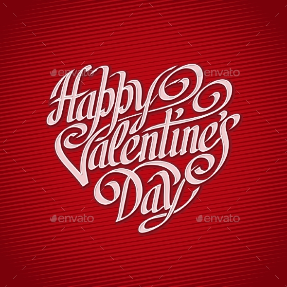 GraphicRiver Happy Valentine s Day 10074121