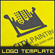 City Paint - Logo Template - GraphicRiver Item for Sale