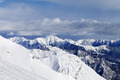 Off-piste slope and snowy mountains - PhotoDune Item for Sale