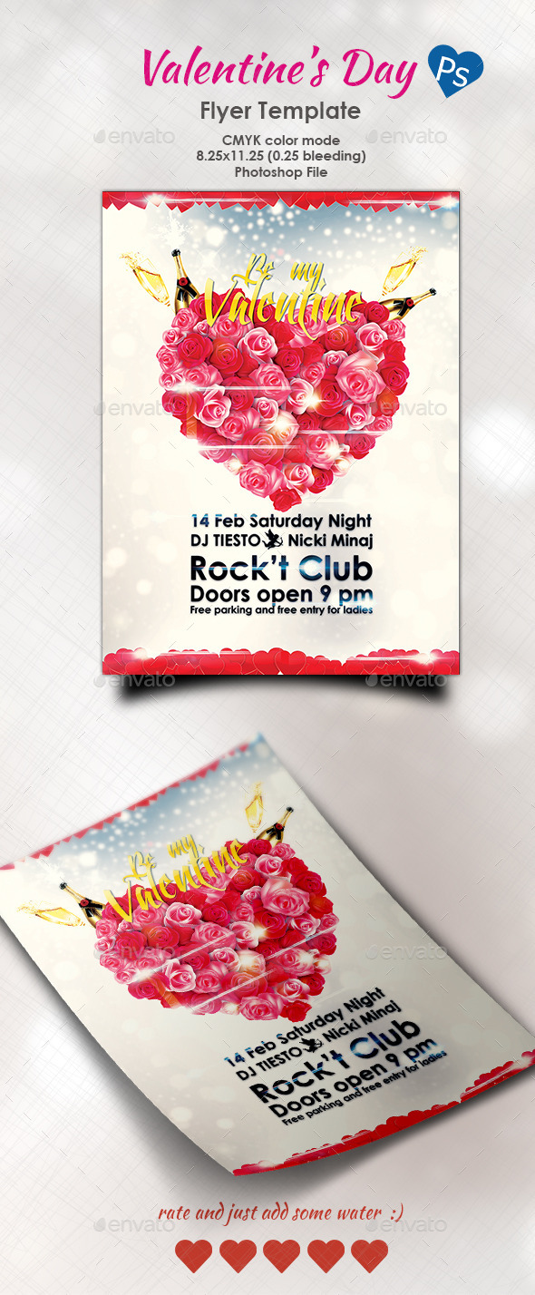 GraphicRiver Valentine s Day 10074434