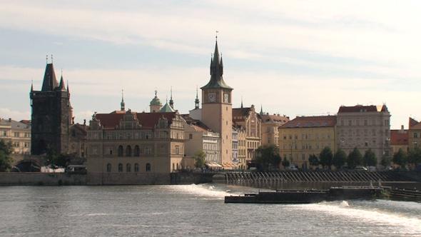 VideoHive Old Town Bridge Tower Prague 1 10074441