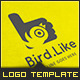 Bird Like - Logo Template - GraphicRiver Item for Sale