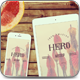 Fruits Hero Header Mockup