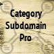 Category Subdomain Pro - CodeCanyon Item for Sale