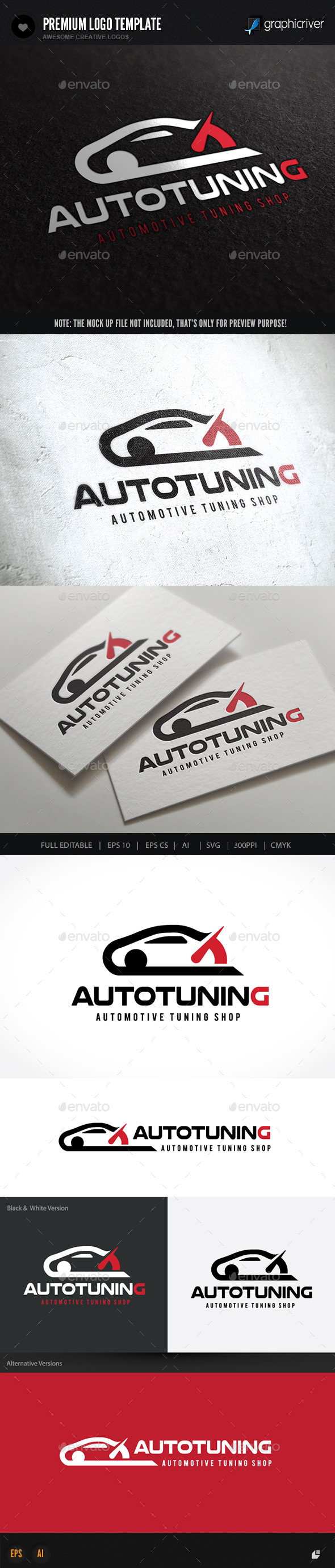 GraphicRiver Auto Tuning 10079198
