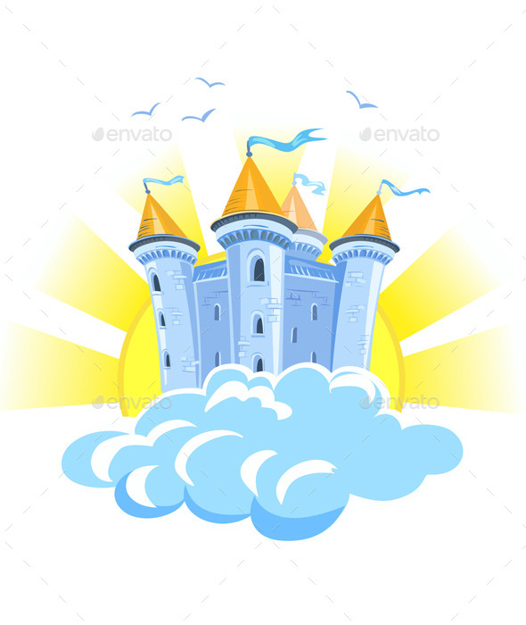 GraphicRiver Fairy Tale Castle 10080036