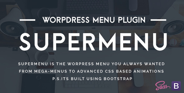CodeCanyon Supermenu Wordpress Mega Menu Plugin 9877805
