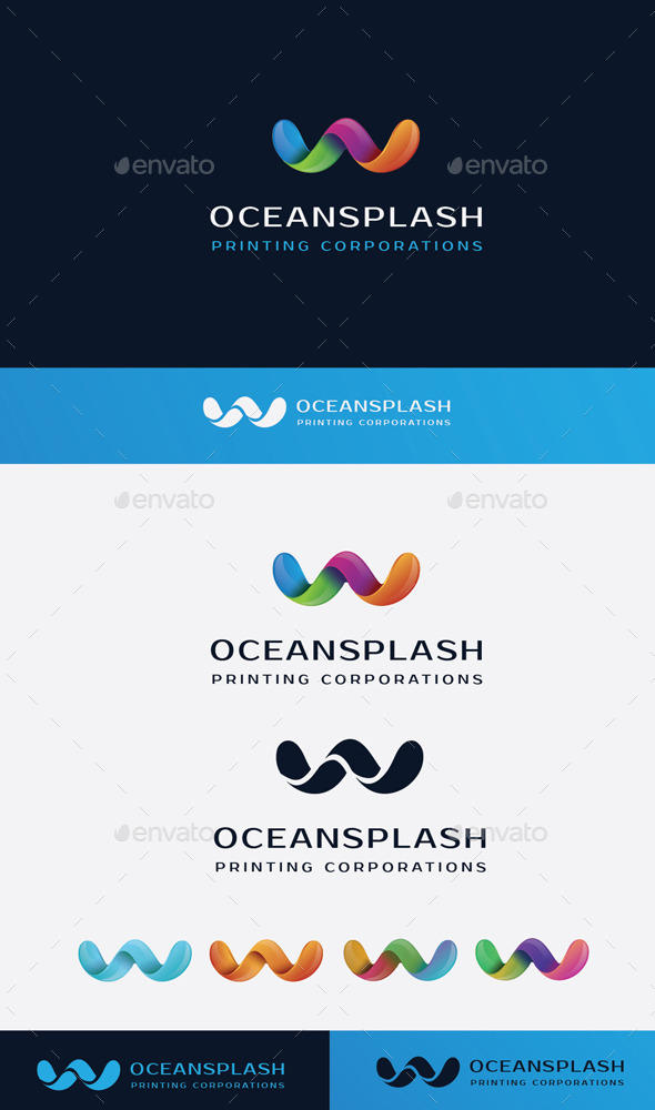 GraphicRiver Ocean Splash 10080290