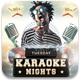 Karaoke Flyer Template - GraphicRiver Item for Sale