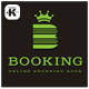 Book King Logo - GraphicRiver Item for Sale