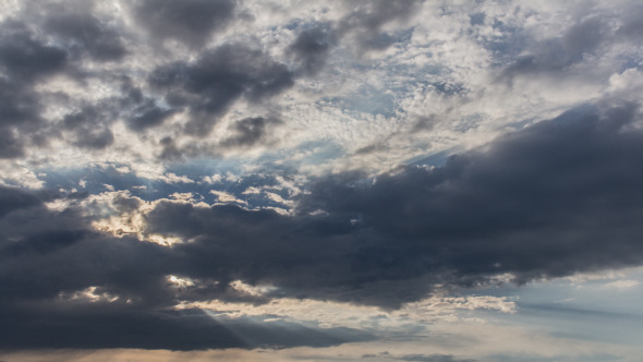 VideoHive Clouds in Motion 2 10081368