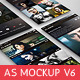 App Screenshot Mockups V6 - GraphicRiver Item for Sale