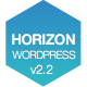 Horizon - Creative One Page Multi-Purpose Retina Theme - ThemeForest Item for Sale