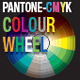Pantone Colourwheel - GraphicRiver Item for Sale