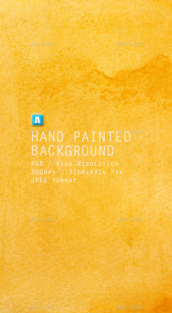 GraphicRiver Hand Painted Background 0015 10084361