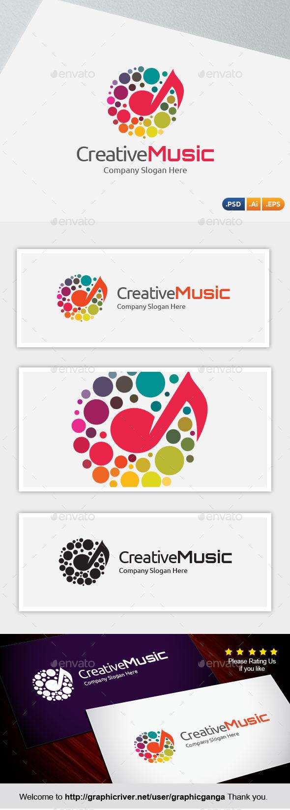 GraphicRiver Creative Music 10085736