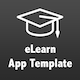 Learn App Template iPhone, iPad iOS 8