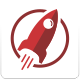 Simple Rocket - GraphicRiver Item for Sale