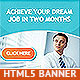 Best Job HTML5 Animated Banner