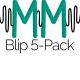 Blip 5-Pack