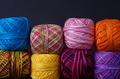 Yarn Coils - PhotoDune Item for Sale