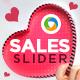 Valentines Day Sale Slider - GraphicRiver Item for Sale