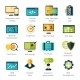 Web Development Icons Set - GraphicRiver Item for Sale