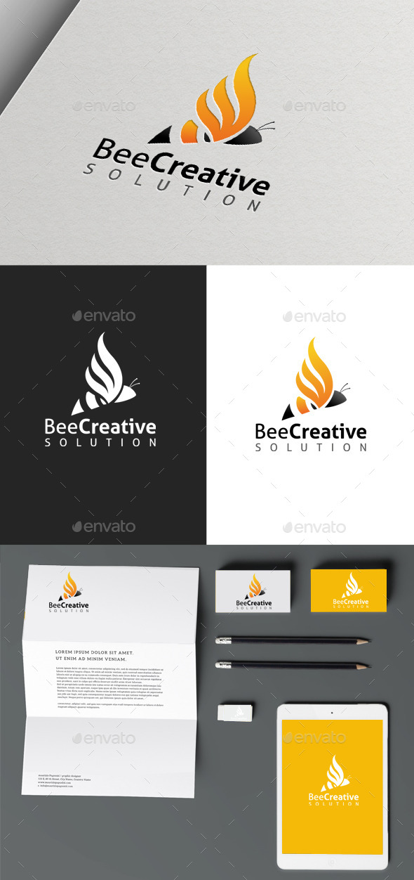 GraphicRiver Bee Creative 10088601