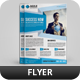 Corporate Flyer Template Vol 41 - GraphicRiver Item for Sale