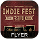 Indie Fest Vol.03 - GraphicRiver Item for Sale