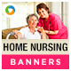 Home Nursing Banners - GraphicRiver Item for Sale