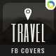2 Travel Facebook Covers - GraphicRiver Item for Sale