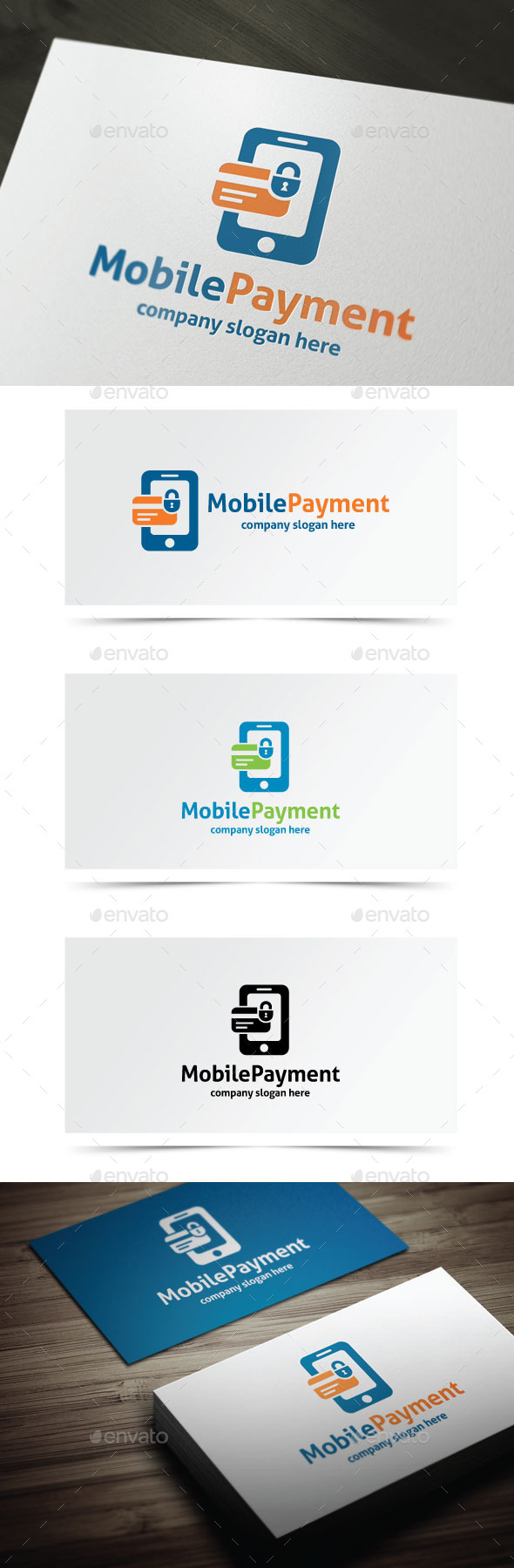 GraphicRiver Mobile Payment 10089330