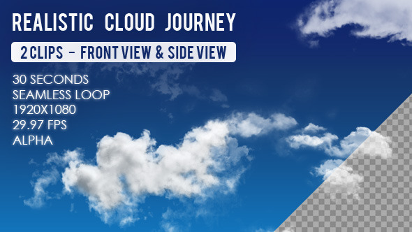Transparent Cloud Journey - 2 Views