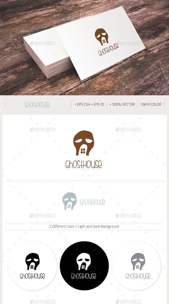 GraphicRiver GhostHouse 10090956