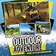 Outdoor Sport Adventure Flyer - GraphicRiver Item for Sale