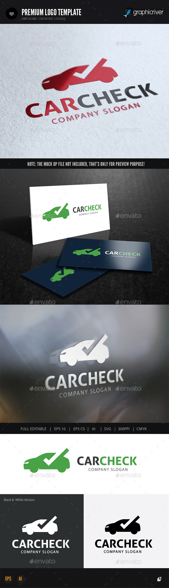 GraphicRiver Car Check 10091310