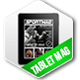 Tablet Sport Magazine Template - GraphicRiver Item for Sale