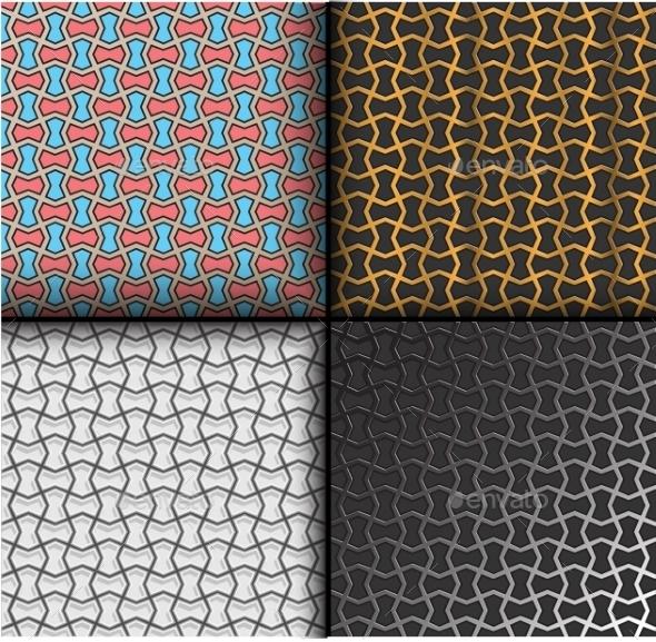 GraphicRiver Decorative Seamless Pattern 10091704