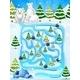 Winter Maze Game - GraphicRiver Item for Sale