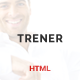 Trener - Multipurpose Coaching & Training Theme - ThemeForest Item for Sale