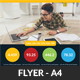 Agency/Business Flyers Template - GraphicRiver Item for Sale