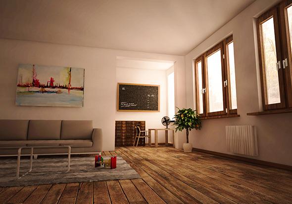 COMPLETE C4D scene + Vray render setup + PSD - 3DOcean Item for Sale