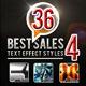36 Best Sales_4 Bundle - GraphicRiver Item for Sale