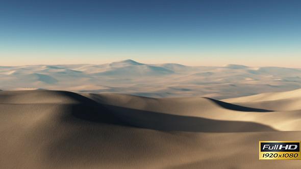 VideoHive Desert 10094379