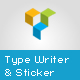 Visual Composer Add-on - Sticker & Type Writer