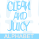 Juicy Alphabet - VideoHive Item for Sale