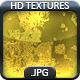 Golden Foil Seamless HD Textures Set - GraphicRiver Item for Sale