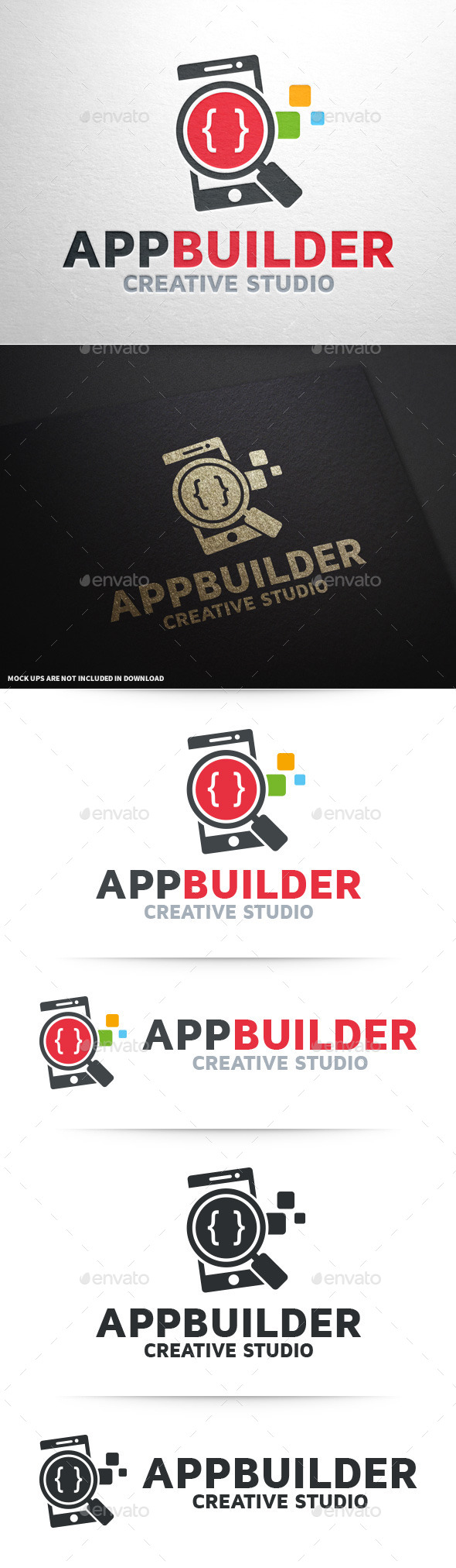 App Builder Logo Template