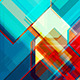 Abstract Geometric Backgrounds - GraphicRiver Item for Sale